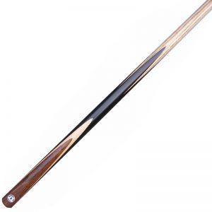 Rocket 1pc hand-spliced snooker cue