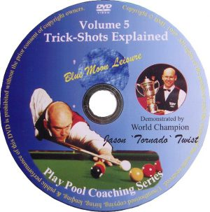 Pool Trickshot DVD - Trickshots Explained