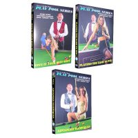 Pool coaching DVD's