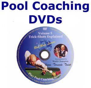 Xmas pool coaching DVD gift idea