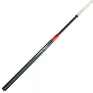 CuePlus telescopic cue in open possition, choose your own length, no overstretching!