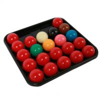 snooker and pool ball tray